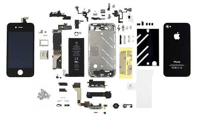 Ремонт iPhone, телефонов и планшетов в Севастополе